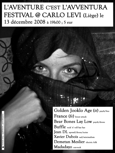 affiche by Young Girls Records