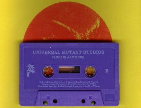 Tour Magazines & Universal Mutant Studios tape
