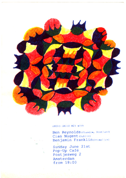 flyer by Fyoelk