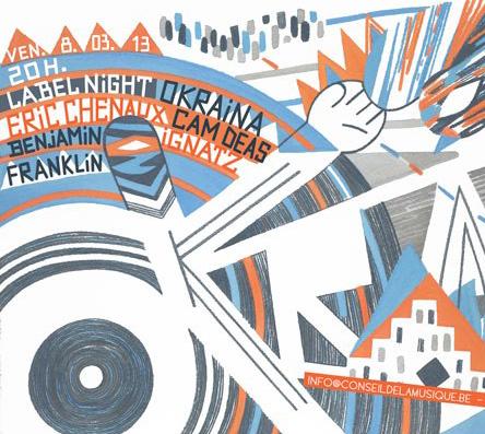 Okraina Label Night